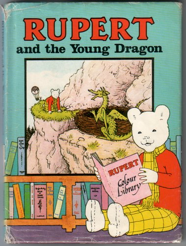 Rupert and the Young Dragon