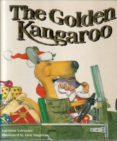 The Golden Kangaroo by Garrison Valentine