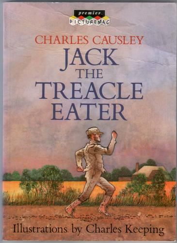 Jack the Treacle Eater by Charles Causley