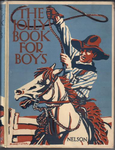 The Jolly Book for Boys