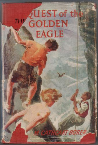 The Quest of the Golden Eagle by M. Cathcart Borer