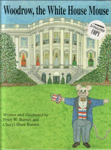 Woodrow, the White House Mouse
