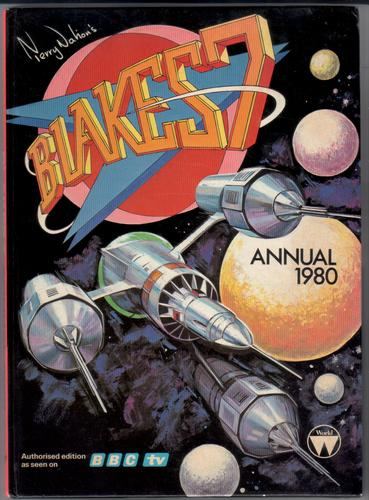 Blake's 7 Annual 1980 by Terry Nation