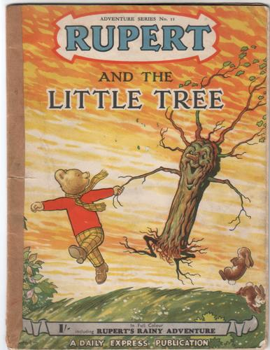 Rupert and the Little Tree