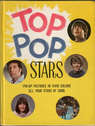 Top Pop Stars by Ken and Sylvia Ferguson