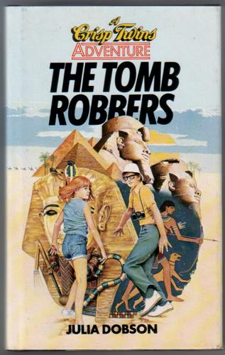 The Tomb Robbers by Julia Dobson