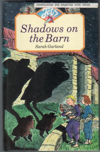 GARLAND, SARAH - Shadows on the Barn