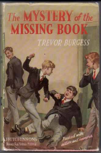 The Mystery of the Missing Book by Trevor Burgess