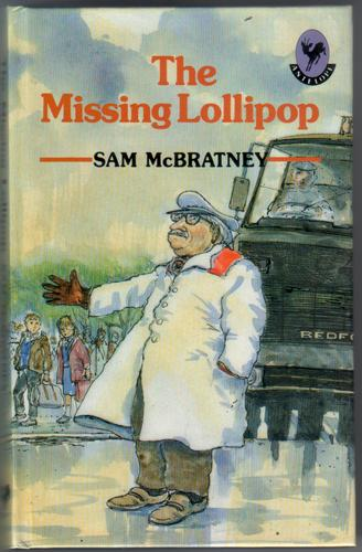 The Missing Lollipop by Sam McBratney