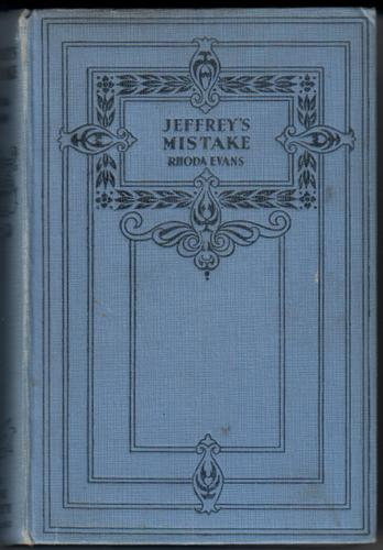 Jeffrey's Mistake by Rhoda Evans
