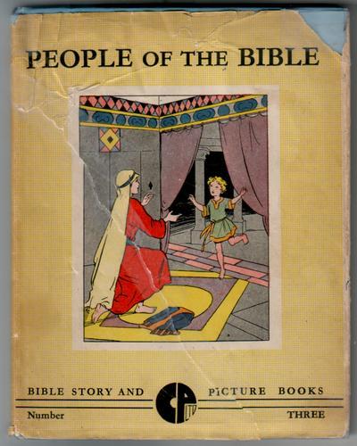 People of the Bible by Bertha C. Krall