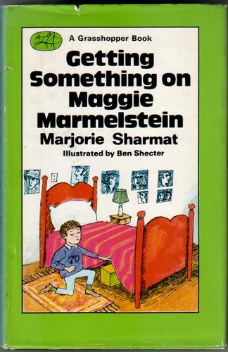Getting Someting on Maggie Marmelstein