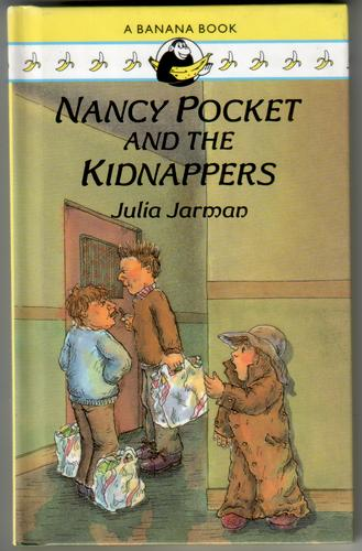 Nancy Pocket and the Kidnappers by Julia Jarman