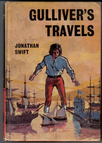 Gulliver S Travels Book Cover