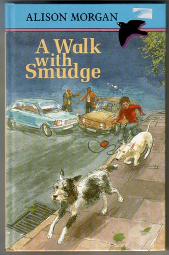 A Walk with Smudge by Alison Morgan