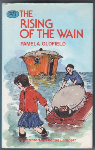 The Rising of the Wain by Pamela Oldfield