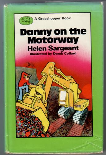 Danny on the Motorway by Helen Sargeant