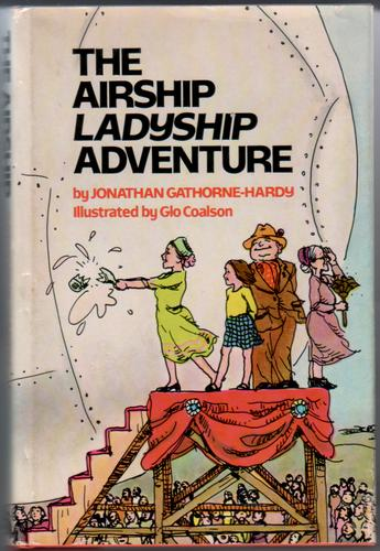 The Airship Ladyship Adventure