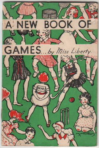A New Book of Games