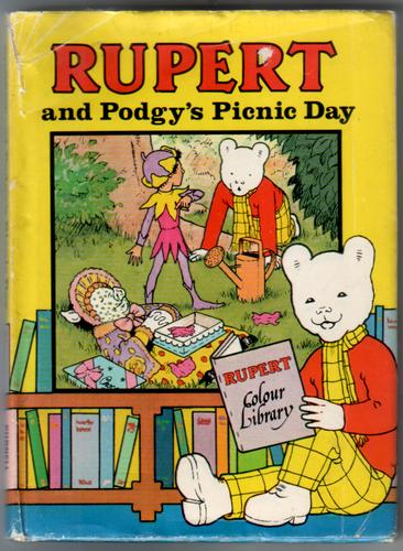 Rupert and Podgy's Picnic Day