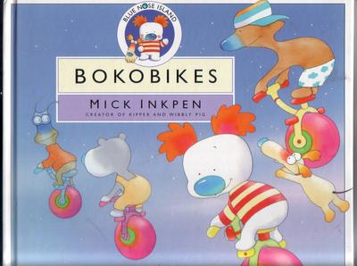 Bokobikes by Mick Inkpen