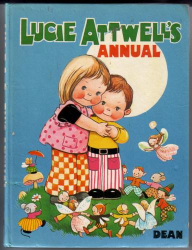 Lucie Attwell's Annual by Penelope Douglas