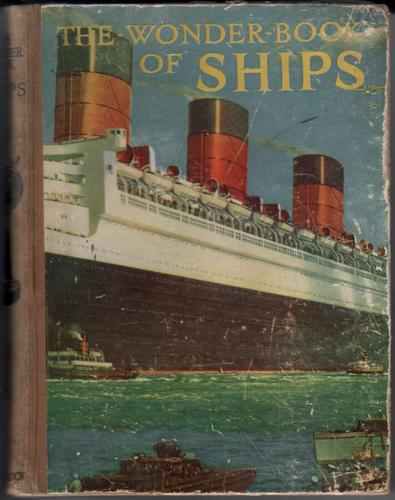 The Wonder Book of Ships