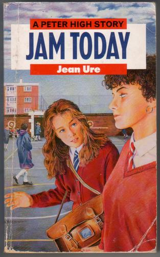 Jam Today by Jean Ure