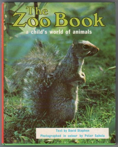 The Zoo Book by David Stephen