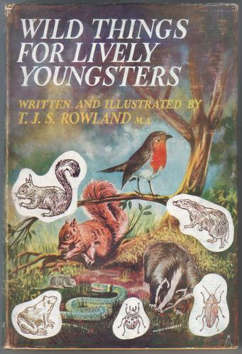 Wild Things for Lively Youngsters