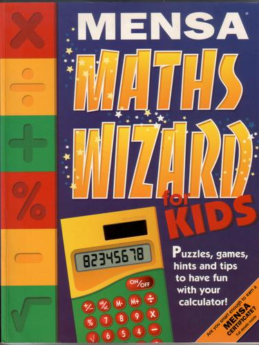 Mensa Maths Wizard