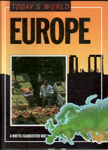 Today's World: Europe by Keith Lye