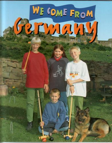 We come from Germany