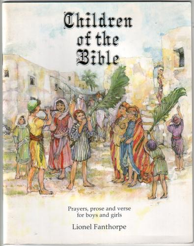 Children of the Bible by Lionel Fanthorpe
