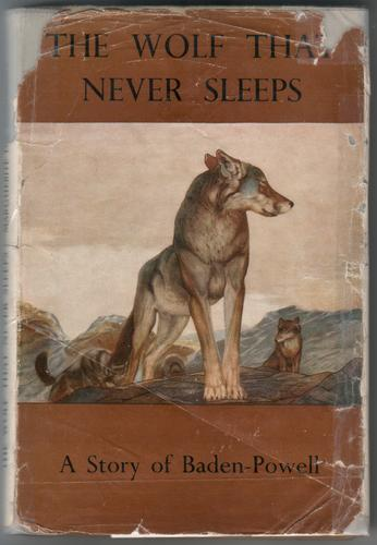 The Wolf that never sleeps by Marguerite de Beaumont