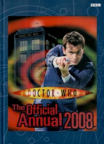 Doctor Who - The Official Annual 2008