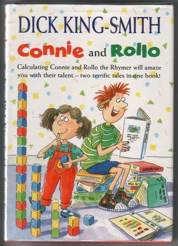 Connie and Rollo by Dick King-Smith
