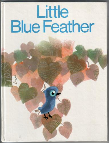 Little Blue Feather