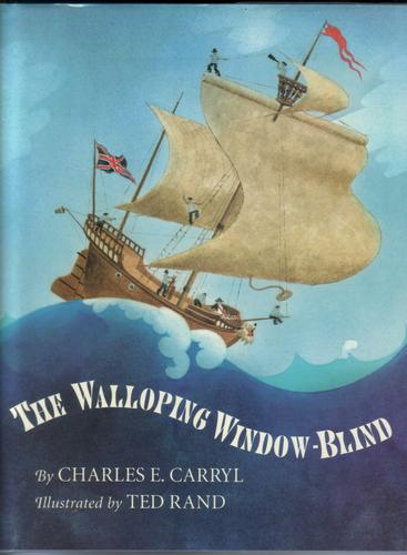 The Walloping Window-Blind by Charles E. Carryl