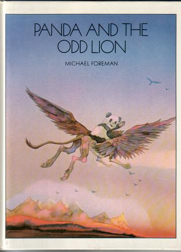 Panda and the Odd Lion by Michael Foreman