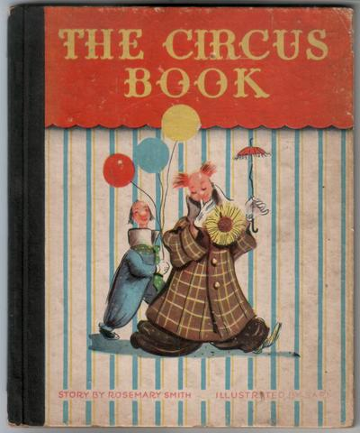 The Circus Book by Rosemary Smith