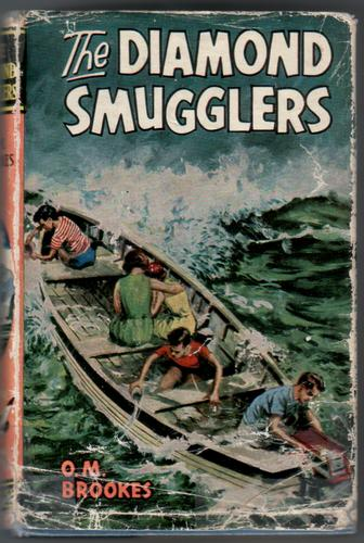 The Diamond Smugglers by O. M. Brookes