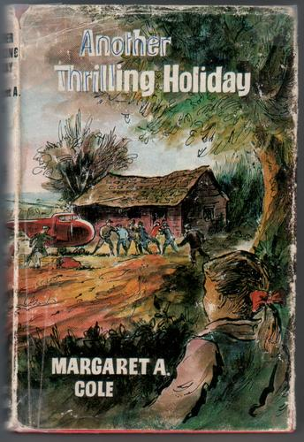 Another Thrilling Holiday by Margaret A. Cole