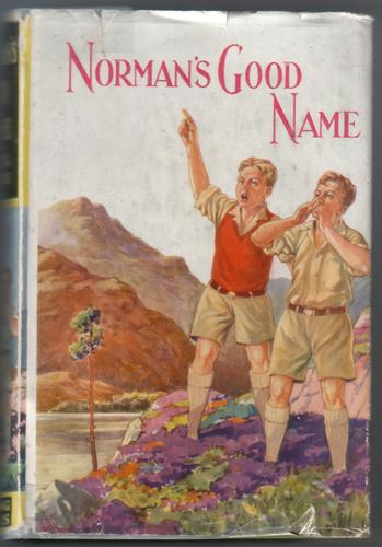 Norman's Good Name by Margaret S. Comrie