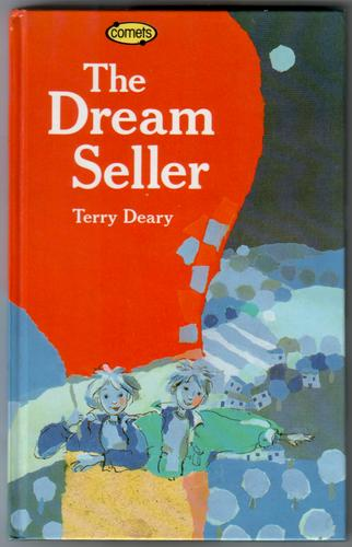 The Dream Seller by Terry Deary