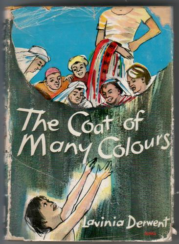 The Coat of Many Colours by Lavinia Derwent
