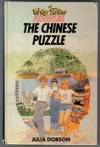 The Chinese Puzzle by Julia Dobson