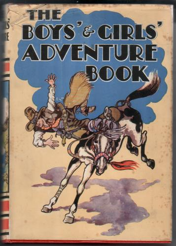 The Boys' and Girls' Adventure Book