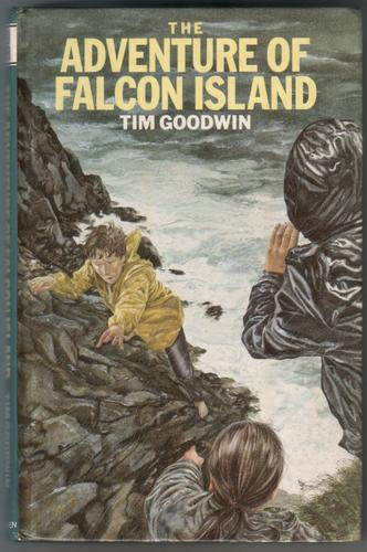 The Adventure of Falcon Island by Tim Goodwin