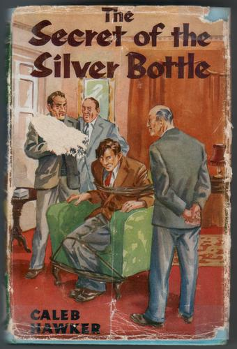 The Secret of the Silver Bottle